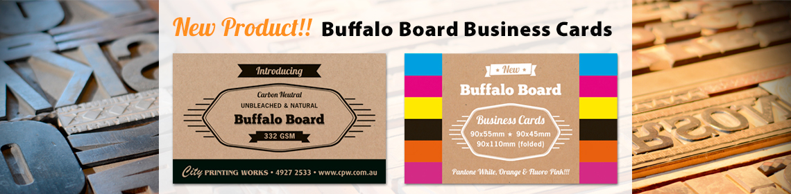 Buffalo Business Cards