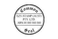 COM-07 Hand Stamp