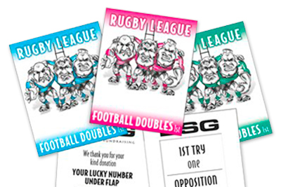 Football Doubles - Bulk Buy