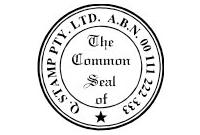 COM-01 Hand Stamp