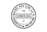 COM-08 Hand Stamp