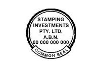 COM-09 Hand Stamp