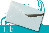 11B - Metallic Envelopes